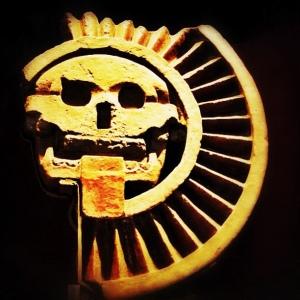 Muerte Prehispánica por @Lizpe