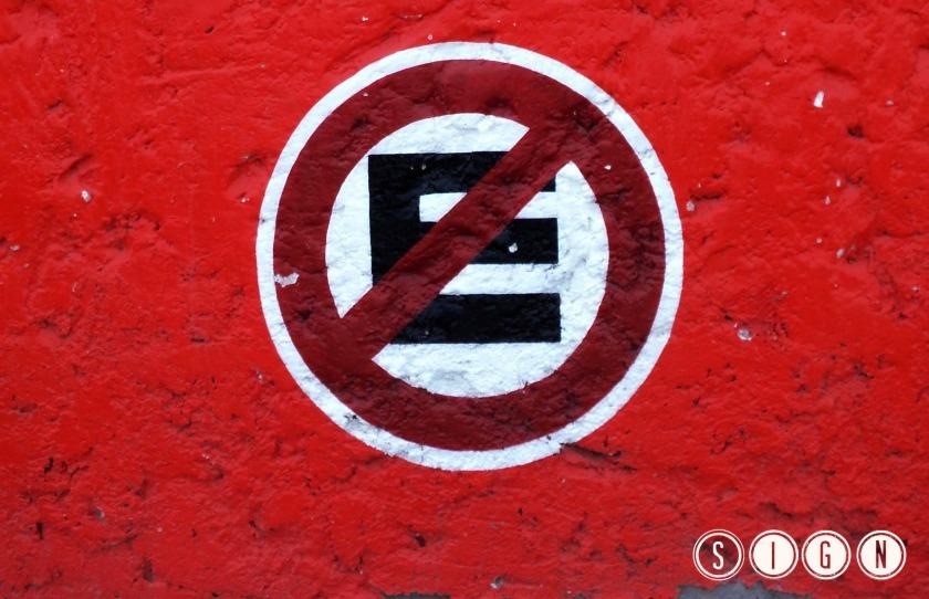 Sign (13) E