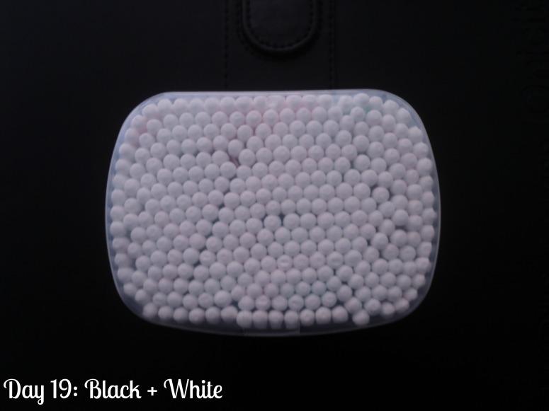 19.Black White