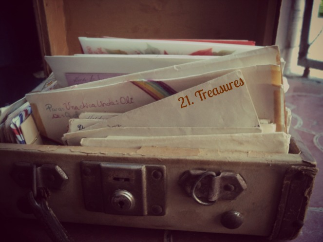 21.Treasures