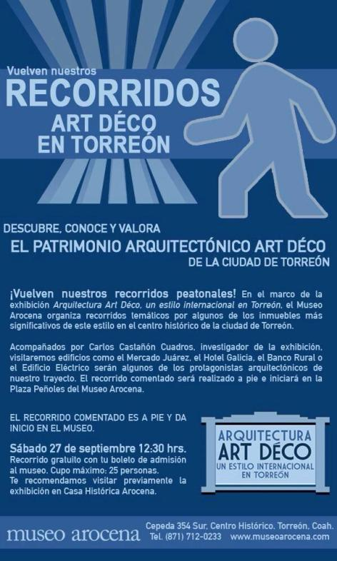 Art Deco Invitación