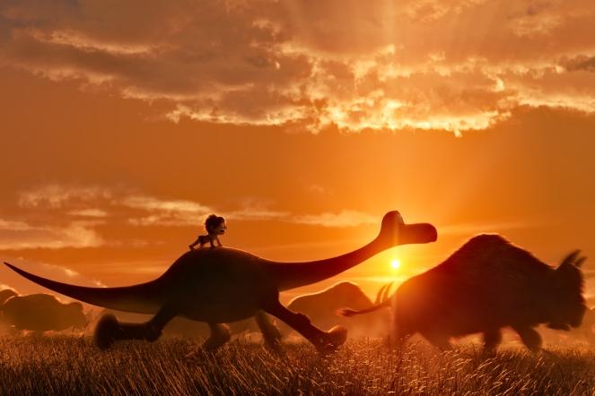 Un Gran Dinosaurio Pixar Disney 2