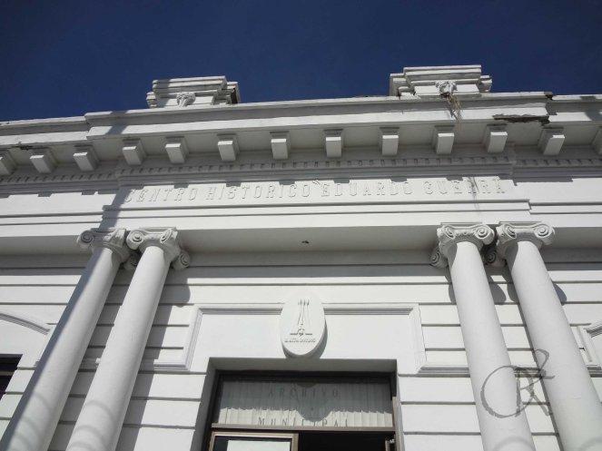 Tranvía (10) - Centro Hist. Ed. Guerra Ed