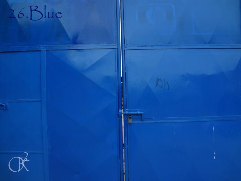 26.Blue